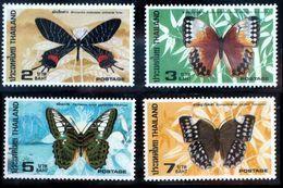 Thailand Stamp 1984 Butterflies 3rd - Thailand