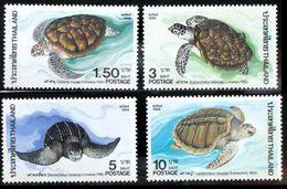 Thailand Stamp 1986 Marine Turtles - Thailand