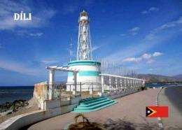 AK Osttimor Leuchtturm East Timor Dili Lighthouse New Postcard - Oost-Timor