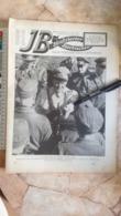 1945 WWII WW2 Illustrierter Beobachter Zeitung NAZI GERMANY ARMY MAGAZINE MILITARY DEUTSCHE Hermann Göring LUFTWAFFE - Police & Military