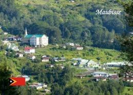 AK Osttimor East Timor Maubisse Aerial View New Postcard - Timor Oriental