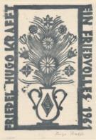 Nieuwjaarskaart 1961 Friedel Und Hugo Krafft - Hugo Krafft (gesigneerd) - Sin Clasificación