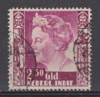 Nederlands Indie 210 Used ; Koningin, Queen, Reine, Reina Wilhelmina 1934 Netherlands Indies PER PIECE - Nederlands-Indië