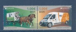 Estonie - Europa - Yt N° 705 Et 706 - Neuf Sans Charnière - 2013 - Estonie
