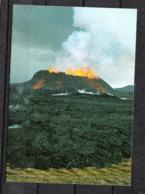 Islanda  -  Eruzione Del Vulcano Krafla. Perfetta, Non Viaggiata - Saluti Da.../ Gruss Aus...