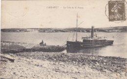 CAMARET : La Cale - Camaret-sur-Mer