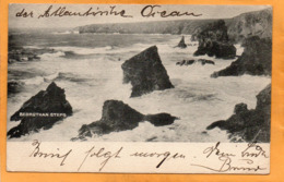 Newquay UK 1903 Postcard - Newquay