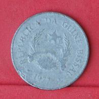 GUINÉ 50 CENTAVOS 1977 -    KM# 17 - (Nº31015) - Guinea-Bissau