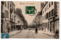 Dijon : Rue Jean-Jacques Rousseau (Edit. RG Dijon) - Dijon