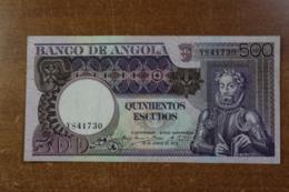 Angola 500 Escudo 1973 - Angola
