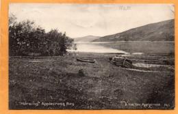 Applecross Bay UK 1906 Postcard - Ross & Cromarty