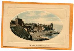 St Andrews UK 1908 Postcard - Fife