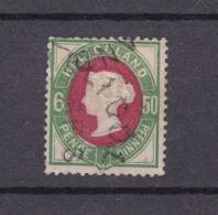 Helgoland - 1875/90 - Michel Nr. 16 - 40 Euro - Helgoland