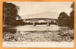 Callander UK 1910 Postcard - Stirlingshire