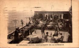 13 - MARSEILLE - Le Célèbre Hôtel Restaurant De La Réserve - En L'état - Other