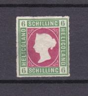 Helgoland - 1867/73 - Michel Nr. 4 - Helgoland