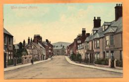 Ruthin UK 1908 Postcard - Denbighshire