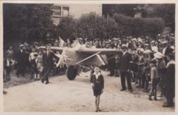 PHOTO  AVION LE BUIS 1933 - Aviation