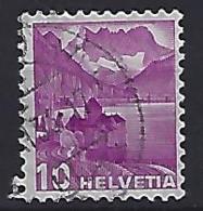 Switzerland 1936  Views (o)  Mi.299y I - Oblitérés