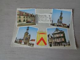 Belgique  België  ( 673 )  CPSM   :  Thielt  Tielt - Tielt