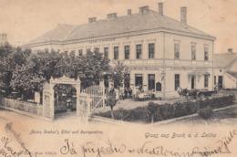 Bruck An Der Leitha - Anton DREHER's Hotel - Bruck An Der Leitha