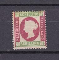 Helgoland - 1873 - Michel Nr. 9 - Helgoland