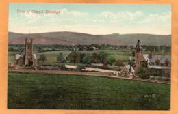 Denbigh UK 1908 Postcard - Denbighshire