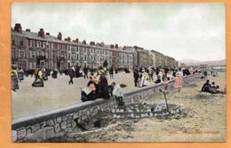 Rhyl UK 1908 Postcard - Denbighshire