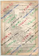ANNUAIRE - 54 - Département Meurthe Et Moselle - Année 1888 - édition Didot-Bottin - 28 Pages - Telephone Directories