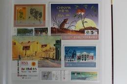 Südafrika, Gestempelte Und Postfrische Teilsammlung - Stamps