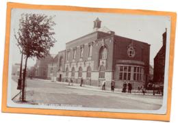 Peterborough Peterboro UK 1908 Real Photo Postcard Mailed - England