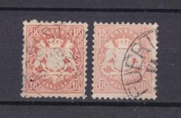 Bayern - 1870 - Michel Nr. 27 Y A/b - 110 Euro - Bayern