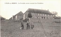 Carte Postale ANCIENNE  De  L'ISLE  Sur  SEREIN - La Cordelle - L'Isle Sur Serein