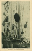 Indochina, SAIGON, Museum, Weapons Of War, Fishing And Agricultural Tools 1920s - Viêt-Nam