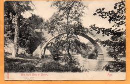Ayr UK 1909 Mailed - Ayrshire