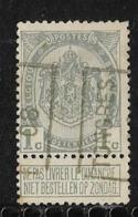 Tongeren 1908  Nr. 1157A - Precancels