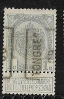 Tongeren 1909  Nr. 1345A - Precancels