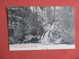 Little Falls St Joe River  Center Bottom Tear   Ref 3623 - Etats-Unis