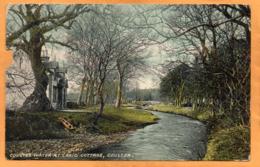 Coulter UK 1908 Mailed - Lanarkshire / Glasgow