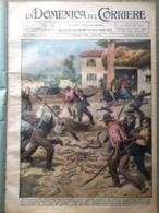 La Domenica Del Corriere 11 Maggio 1930 Rivolta India Sciagura Costesci Marano - Libri, Riviste, Fumetti