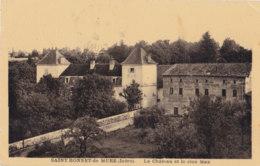 Saint Bonnet De Mure (38) - Le Château Et Le Clos Max - Frankrijk