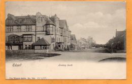 Edzell UK 1910 Mailed - Angus