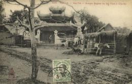 Indochina, TONKIN YEN-THÉ, Yên Thế, Grande Pagode Du Dé-Tham à Cho-Go (1910) - Viêt-Nam