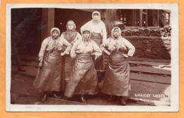Wigan UK 1908 Real Photo Postcard - Manchester