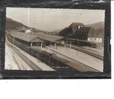 Europe-Suisse-*VALLORBE-Une Vue De L'Interieure De La Gare-Train - VD Vaud