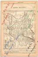 ANNUAIRE - 04 - Département Basses Alpes - Année 1922 - édition Didot-Bottin - 18 Pages - Annuaires Téléphoniques