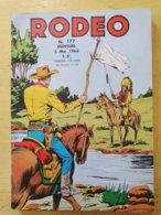 BD Petit Format, RODEO N°177 - Rodeo