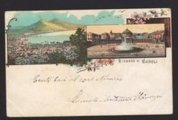 15149 Napoli - Ricordo Di Napoli F - Napoli (Naples)