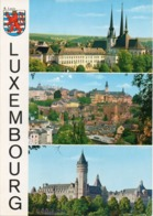 Luxembourg - Cathedrale - Panorama - Caisse D'Epargne - Fg - Altri