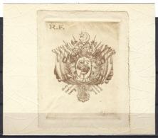 France, Petite Gravure, Signé - Prints & Engravings